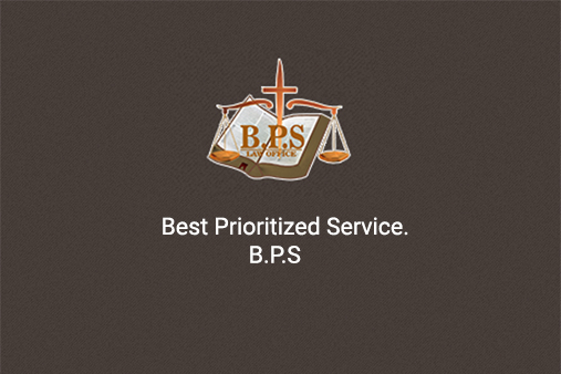 BPS - A Law Firm Website
