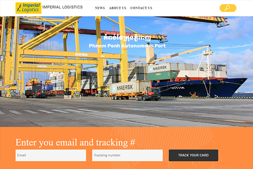 imperialKH - An International Logistic Website